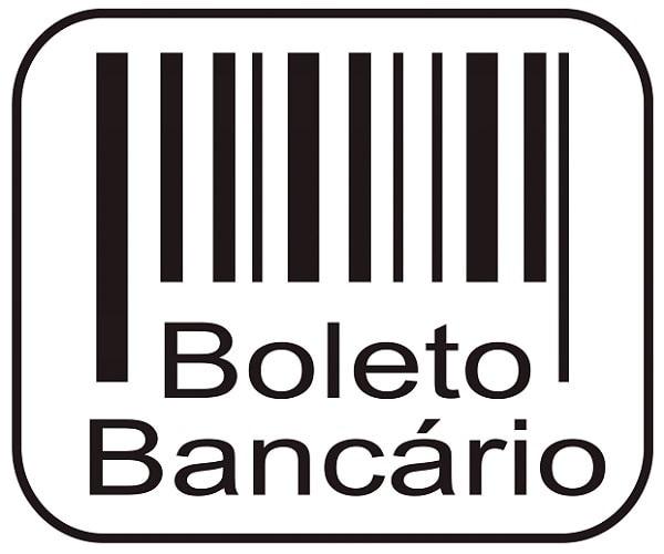 Logo de boleto bancário