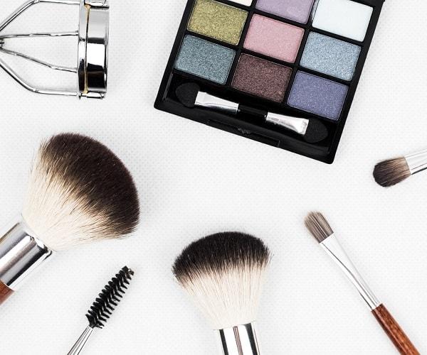 Acessorios de maquiagem